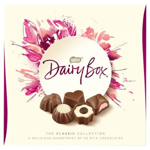 Dairy Box Milk Chocolate Box 360g (UK)
